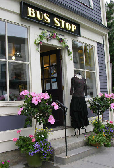 Habitat Clothing Store on Bus Stop Marblehead Ma Clothing Store Hats